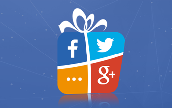 magento social gifts extension