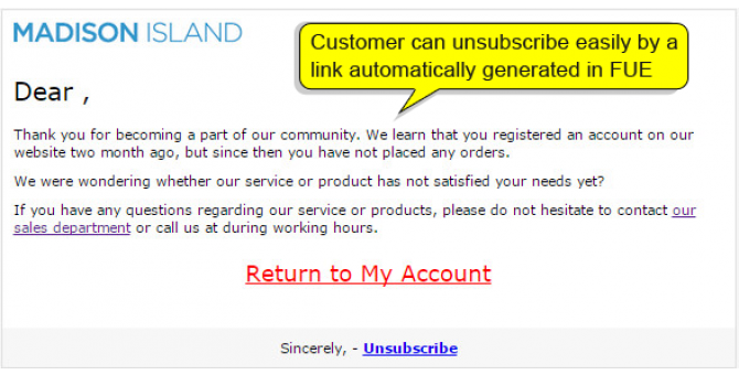 Automatic Link