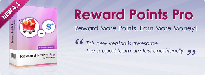 Magento Reward Points Pro