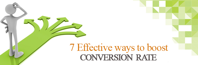 7 Effective Ways To Convert  E-commerce Visitors Into Customers