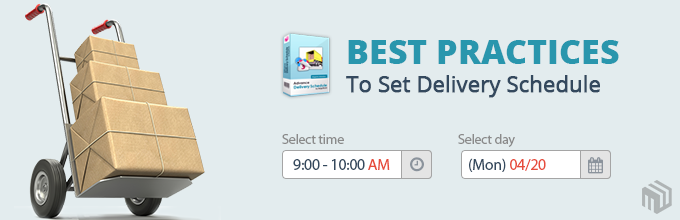 Best Practices To Set Delivery Schedule