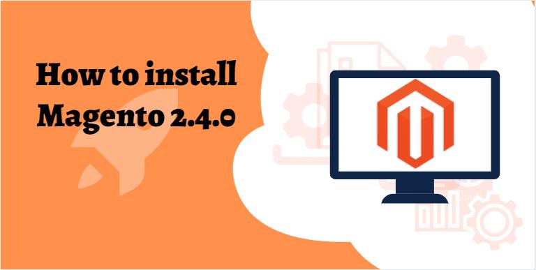 How to install Magento 2.4.0