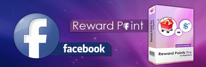 Reward Point Pro Tutorial: How to reward points for Facebook activities?