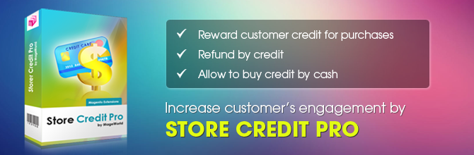 Store Credit Pro: Give Your Customers Credit