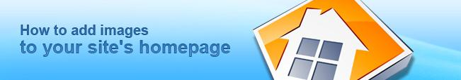 Magento How to add images to your cms homepage