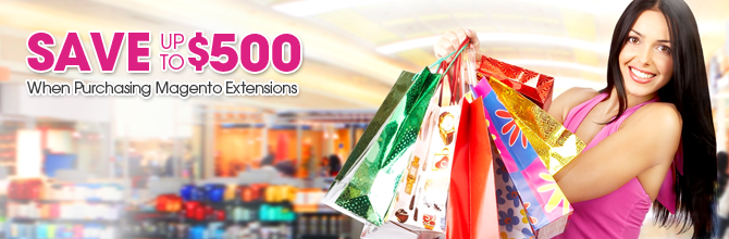 Save Up To $500 When Purchasing Magento Extensions   On MageWorld