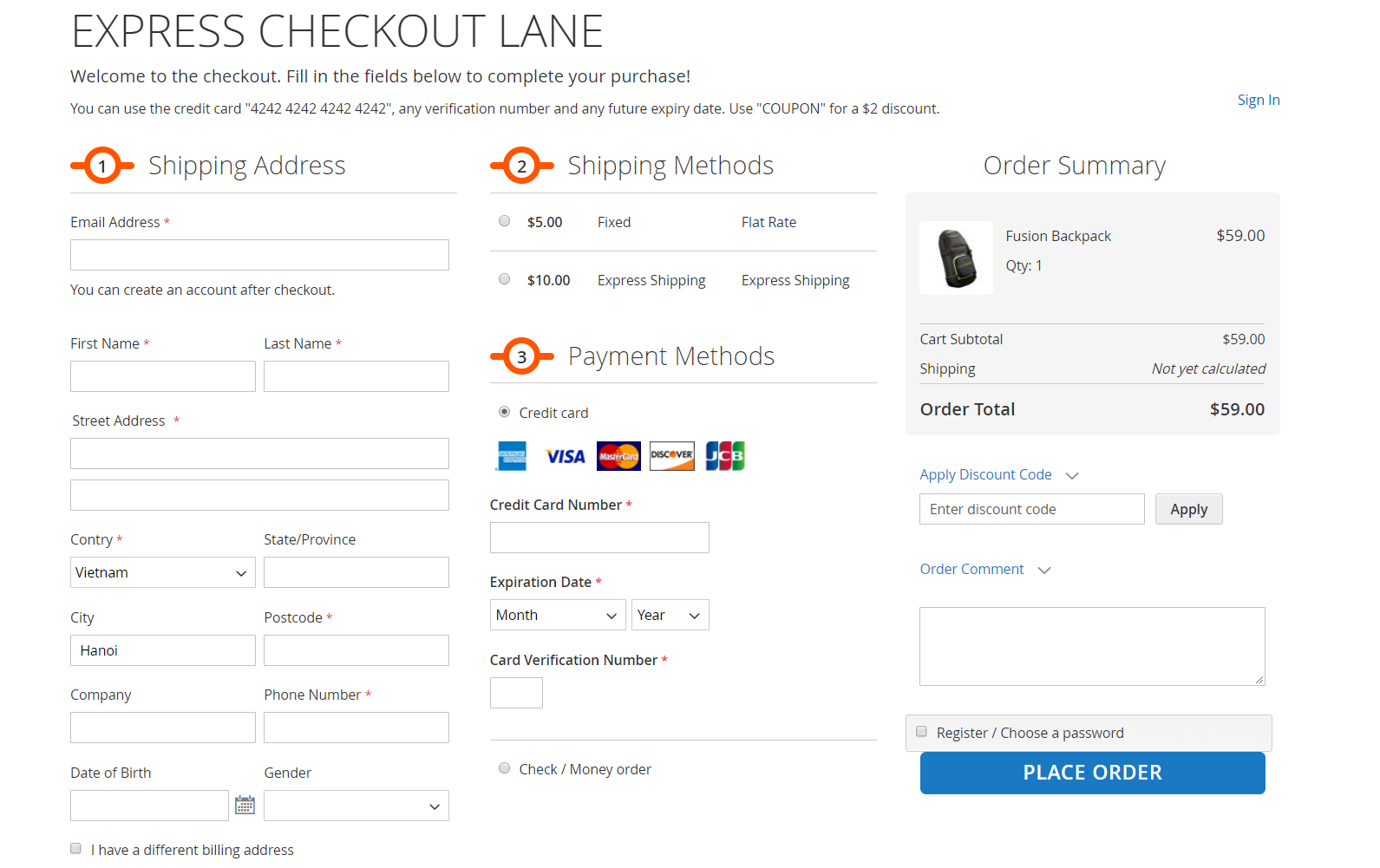 Best Magento 2 One Step Checkout Extensions