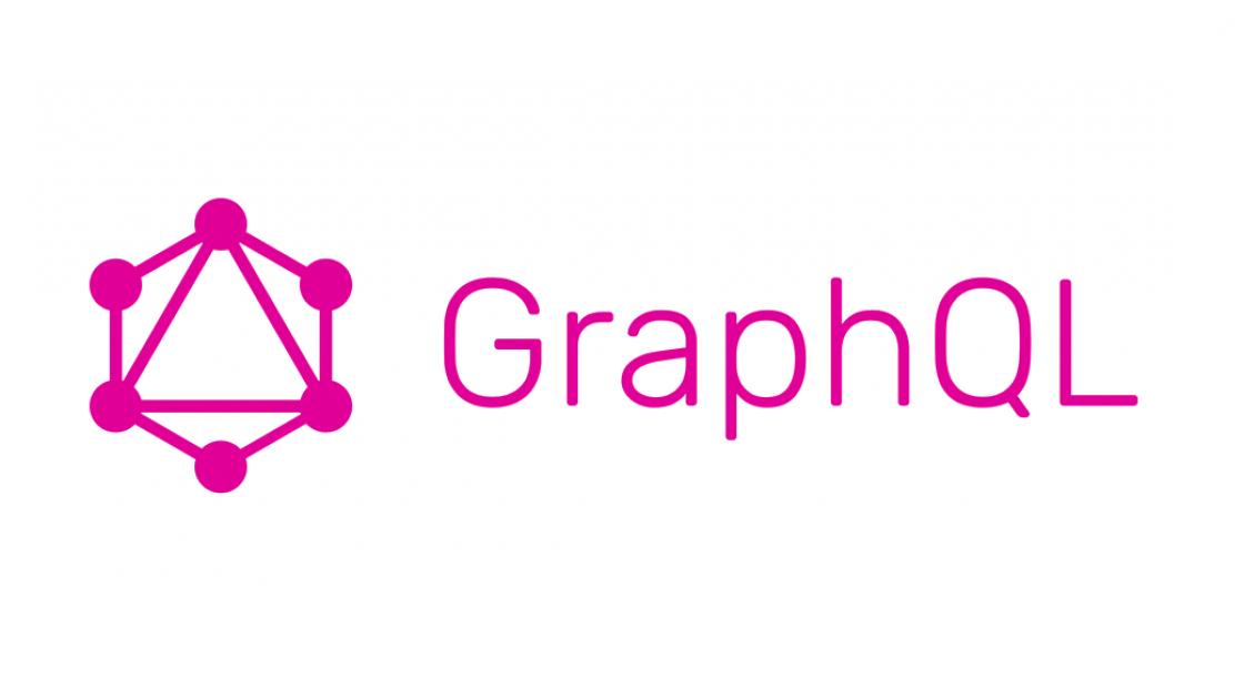 a GraphQL logo and 'GraphQL' text all in purple