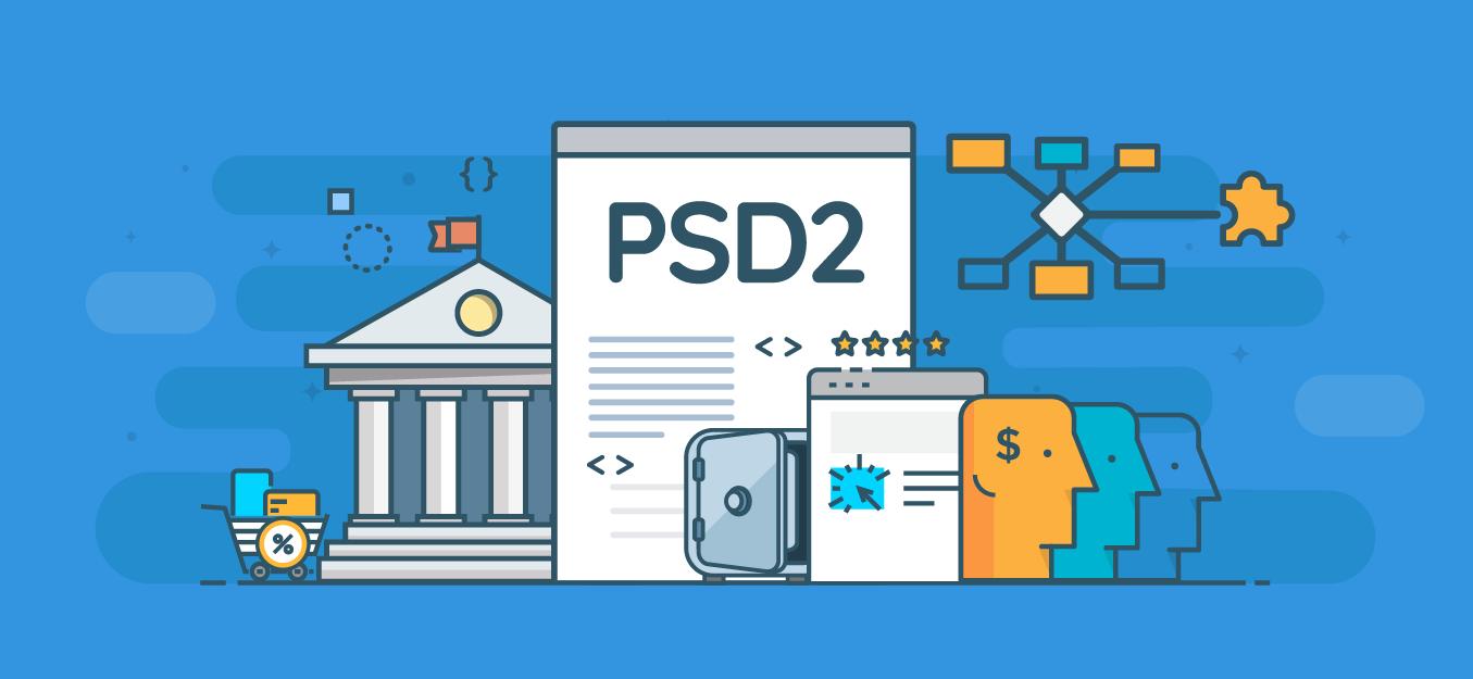 PSD 2 regulation animated