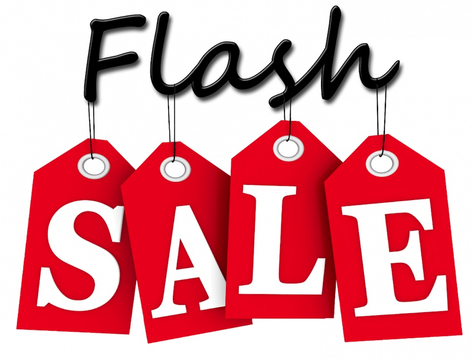 Generate excitement through a Flash Sale